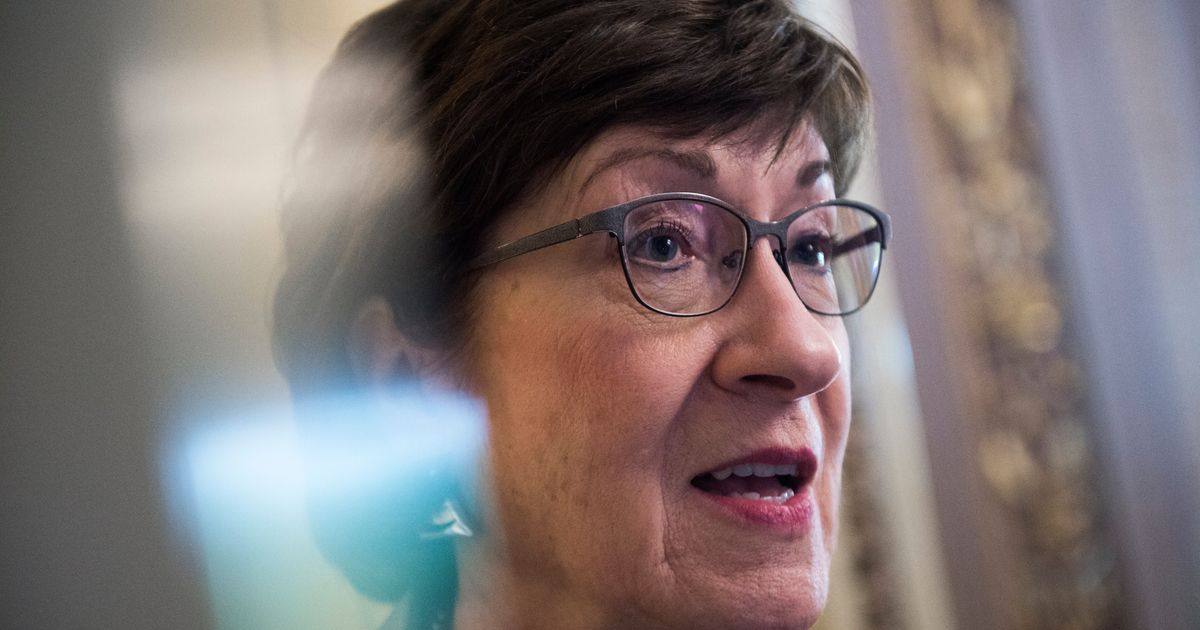 Susan Collins 'Sad' That Assistance For Brett Kavanaugh Has Cost Her Votes