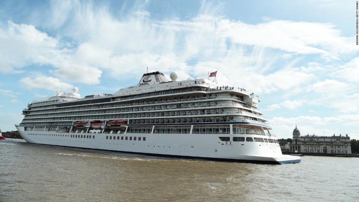 World's longest cruise sets sail from London