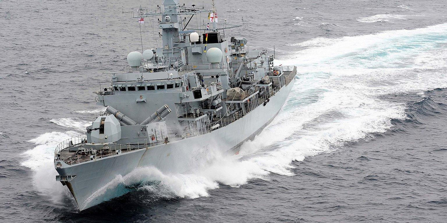 Iranian forces have actually been harassing this British warship practically daily in the Persian Gulf