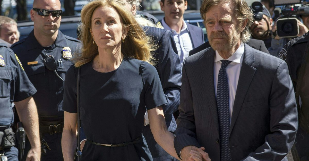 Felicity Huffman Sentenced to 14 Days in Jail for Her Role in College Admissions Unfaithful Scandal