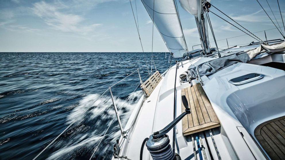 Lady becomes earliest person to sail solo all over the world