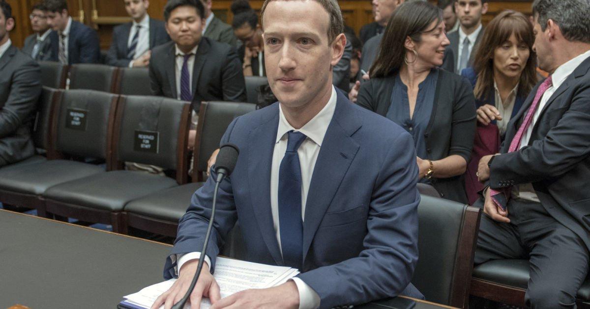 Congress will barbecue Mark Zuckerberg over Libra October 23rd