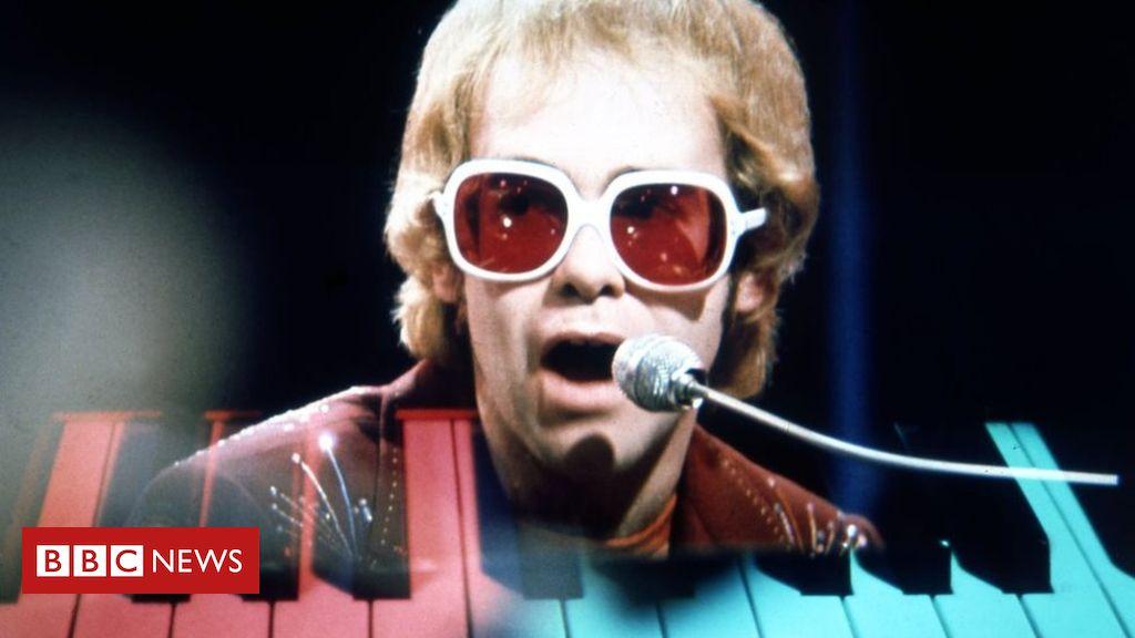 Elton John: 'I still want my dad's approval'