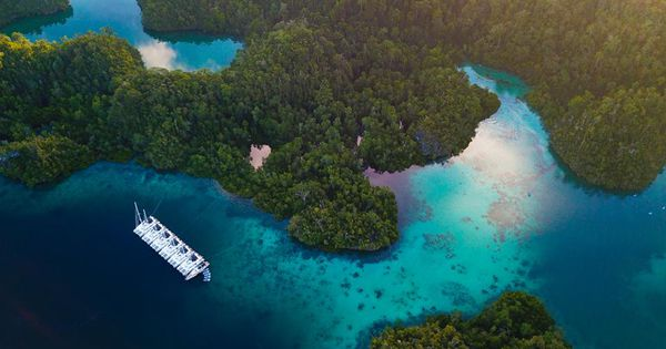 Beginning Next Year: A New Method To Cruise Dreamy Raja Ampat