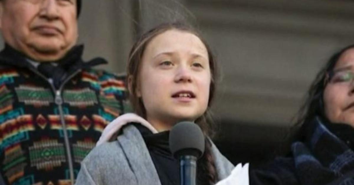 Greta Thunberg sailing back to Europe