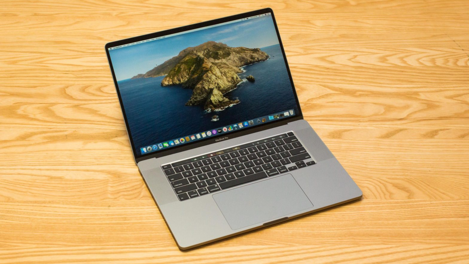 Apple's 16-inch MacBook Pro gets a bigger screen and a brand-new keyboard