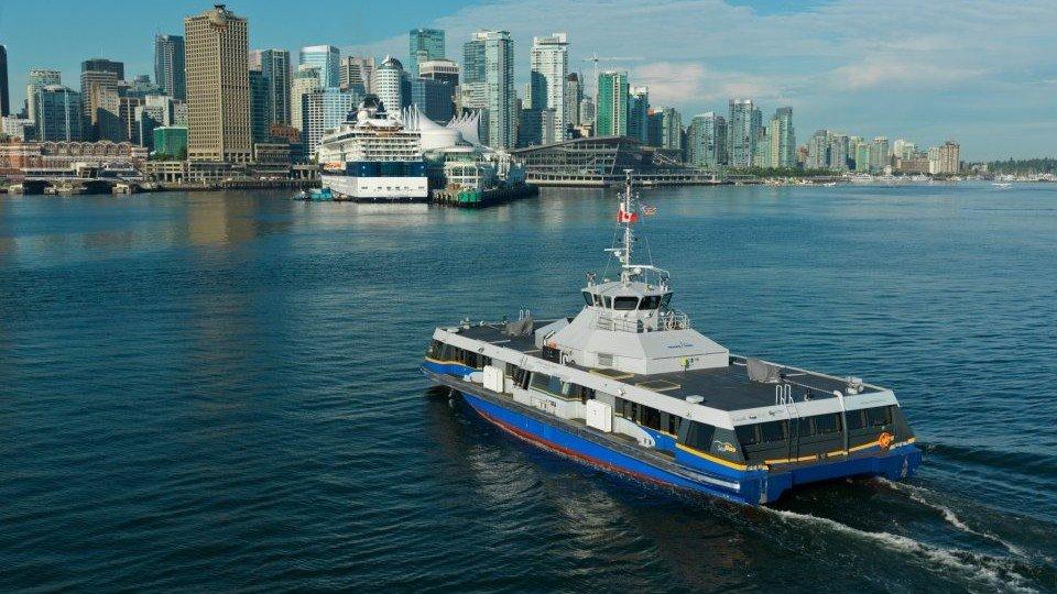 Multiple SeaBus cruisings cancelled Sunday due to transit job action