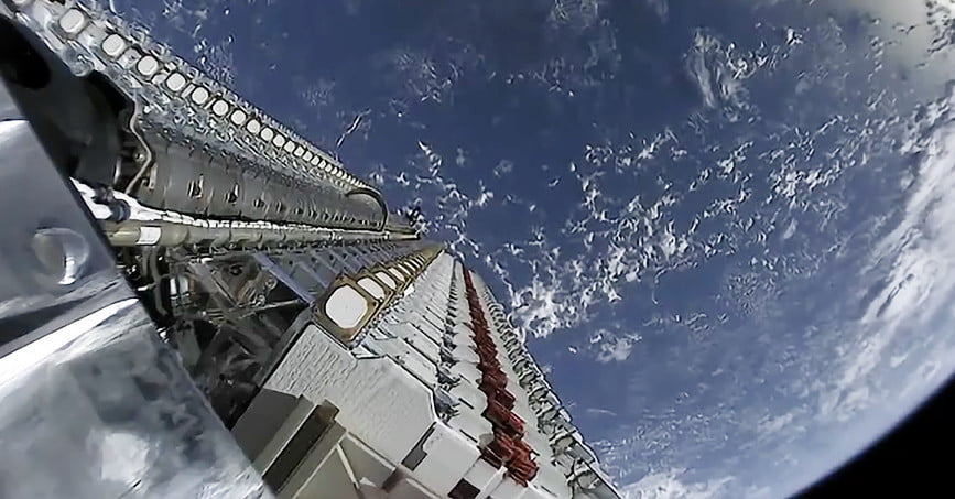 SpaceX to check unique Starlink satellite targeted at easing astronomers' worries