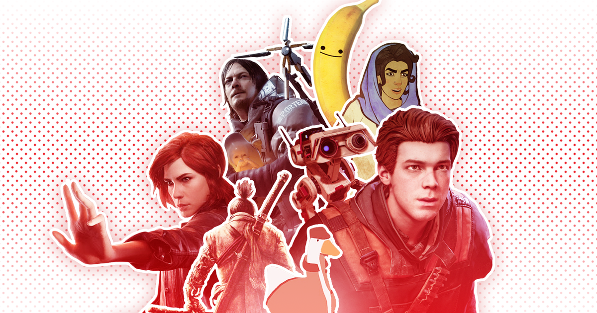 The 10 best computer game of 2019