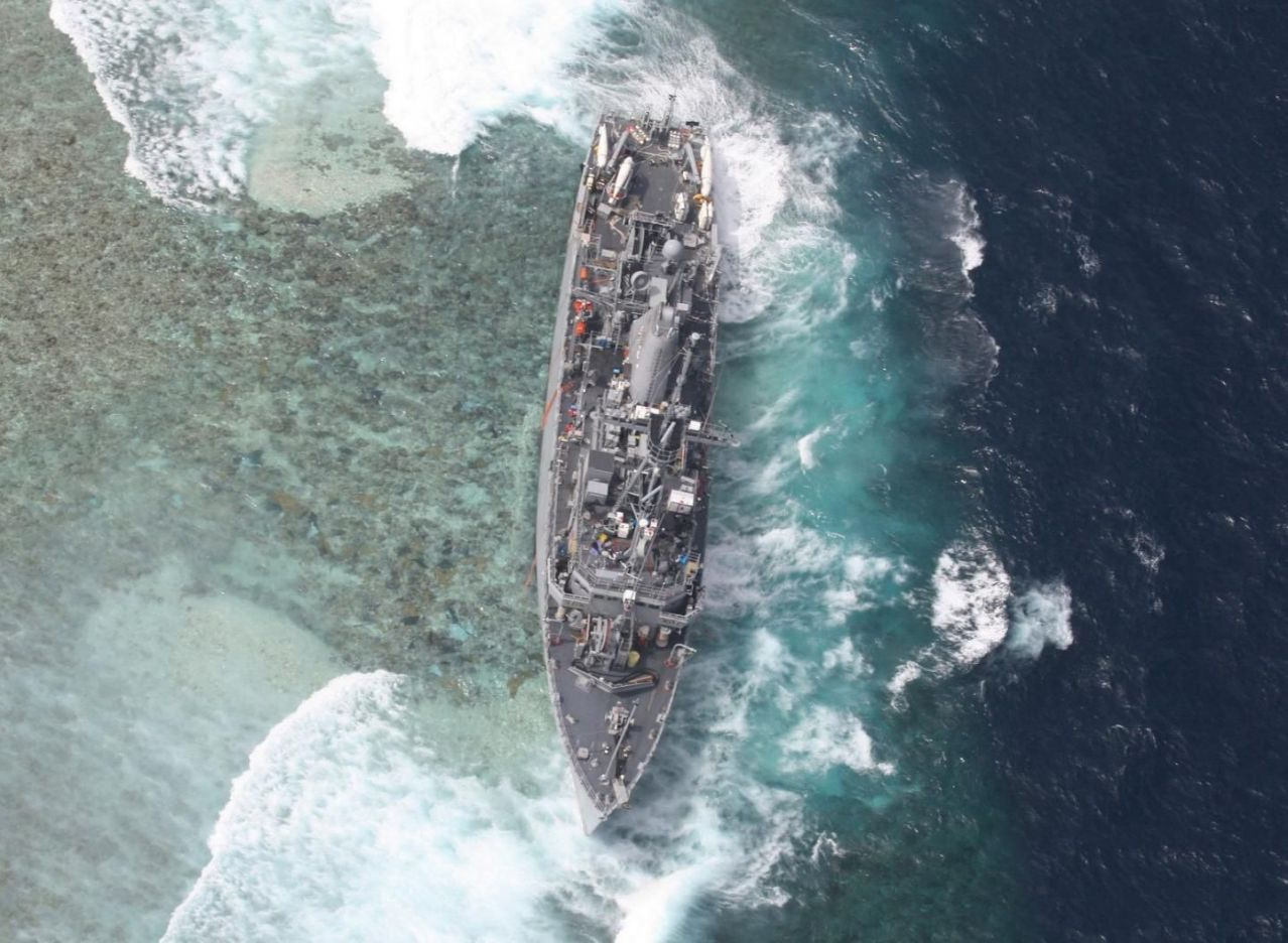 Iran Can't Win a War, but Its Mines Will Harm the Navy