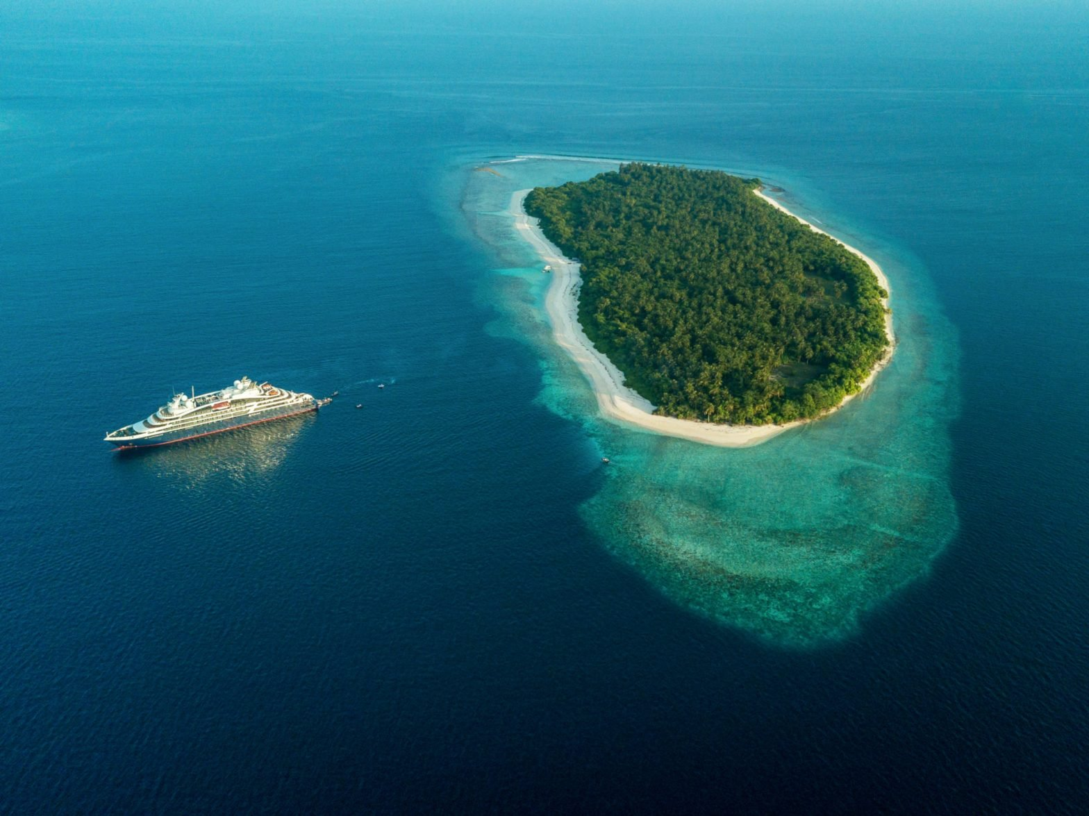 6 fantastic cruises that will take you to the Maldives