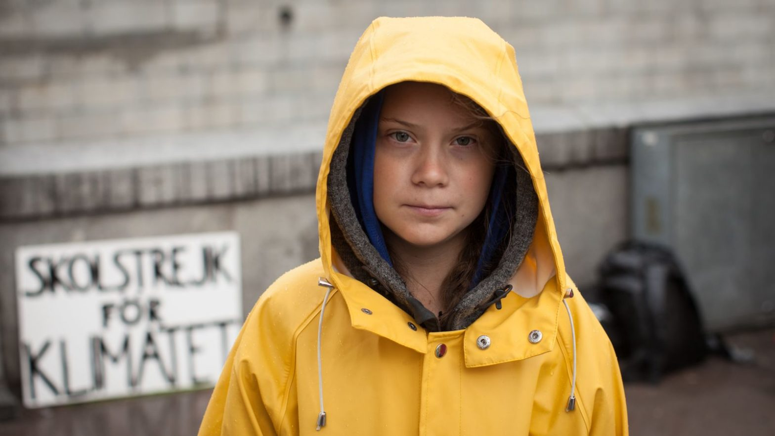 Greta Thunberg Is Sailing Carbon-Free to the UN Climate Summit, But What About Youth Activists of Color?