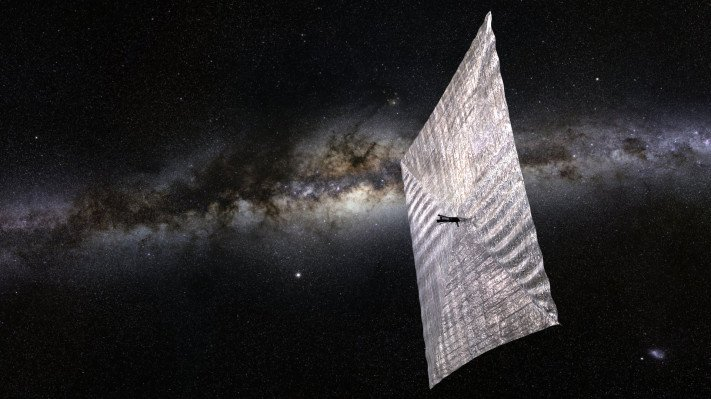 The Planetary Society's crowdfunded LightSail 2 deploys its solar sail in orbit