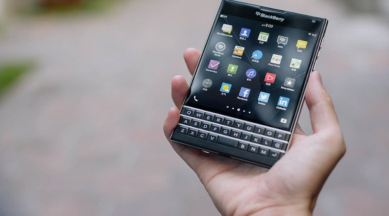 BlackBerry Smartphones Won't Be Produced Any More