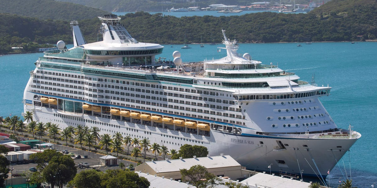 Royal Caribbean prohibits passport-holders from mainland China, Hong Kong and Macau from boarding its cruise liner
