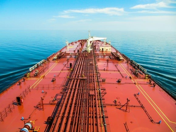 Why Shipping Stocks Are Sailing Higher Today