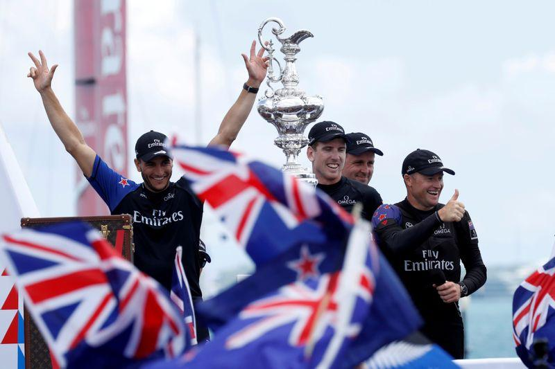 Sailing: Team New Zealand blames inside job for America's Cup claims