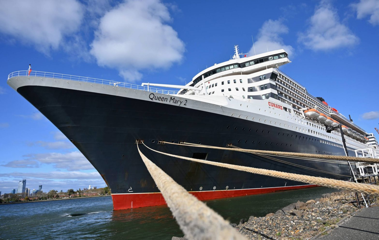 This well-known cruise line just canceled every sailing through March