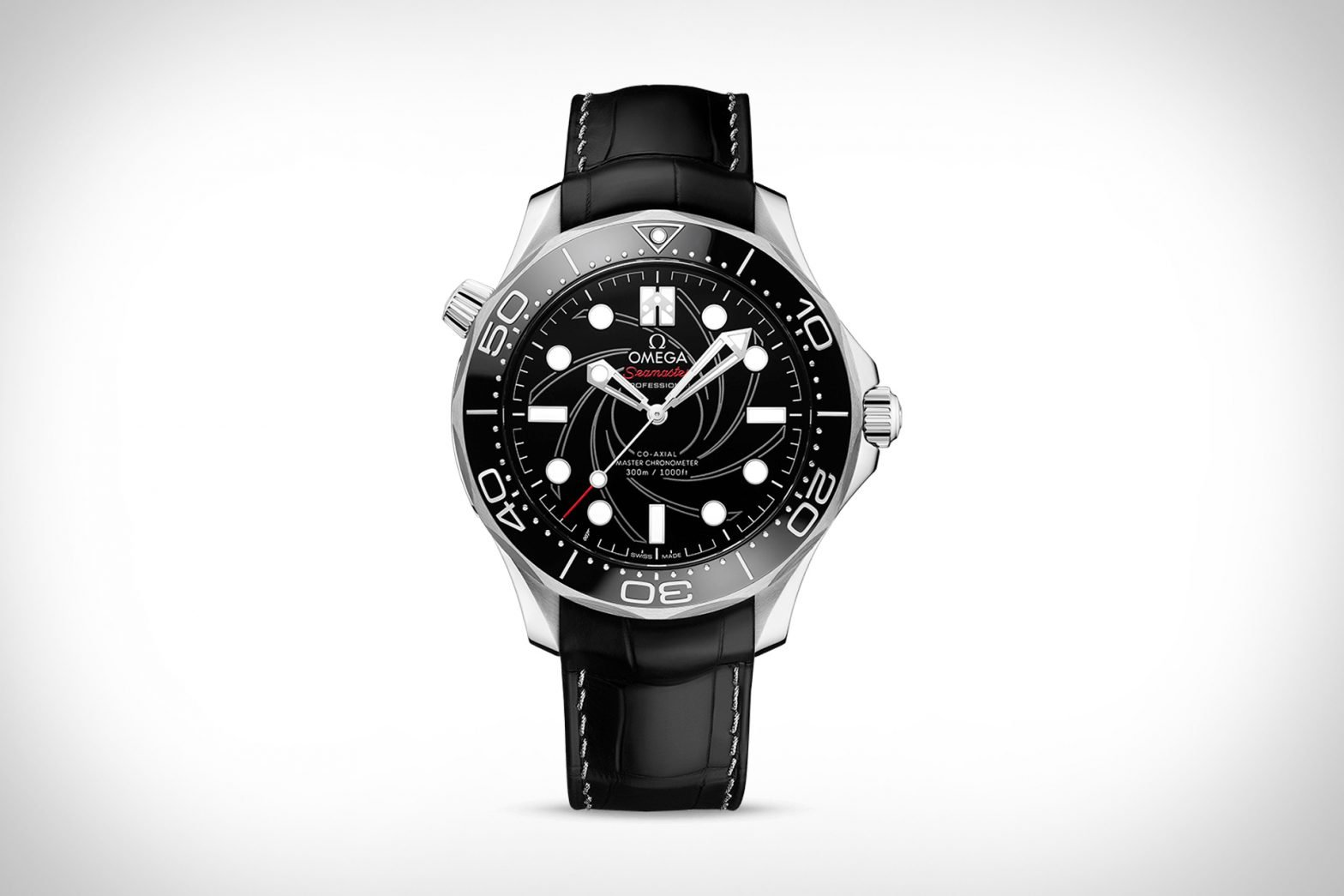 Omega Seamaster Diver 300M James Bond Numbered Edition Watch