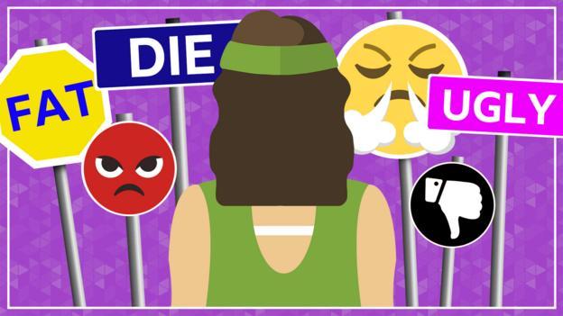 Sportswomen tell BBC survey about 'scary' social media abuse