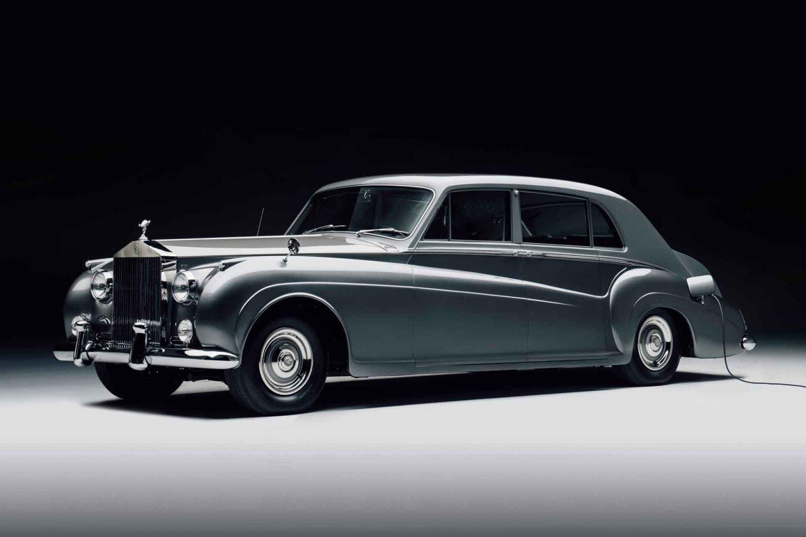 Lunaz Electric Classic Rolls-Royces
