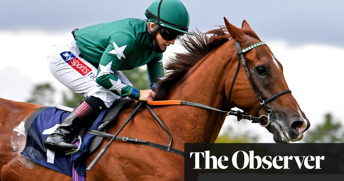 Hollie Doyle is very first woman in British racing to ride 5 winners in a day